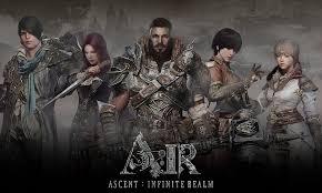 เกมออนไลน์ A:IR Ascent Infinite Realm