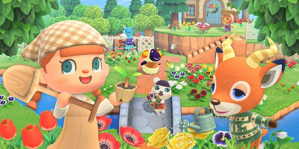 แนะนำเกม Animal Crossing เกมที่กำลังมาแรงในตอนนี้