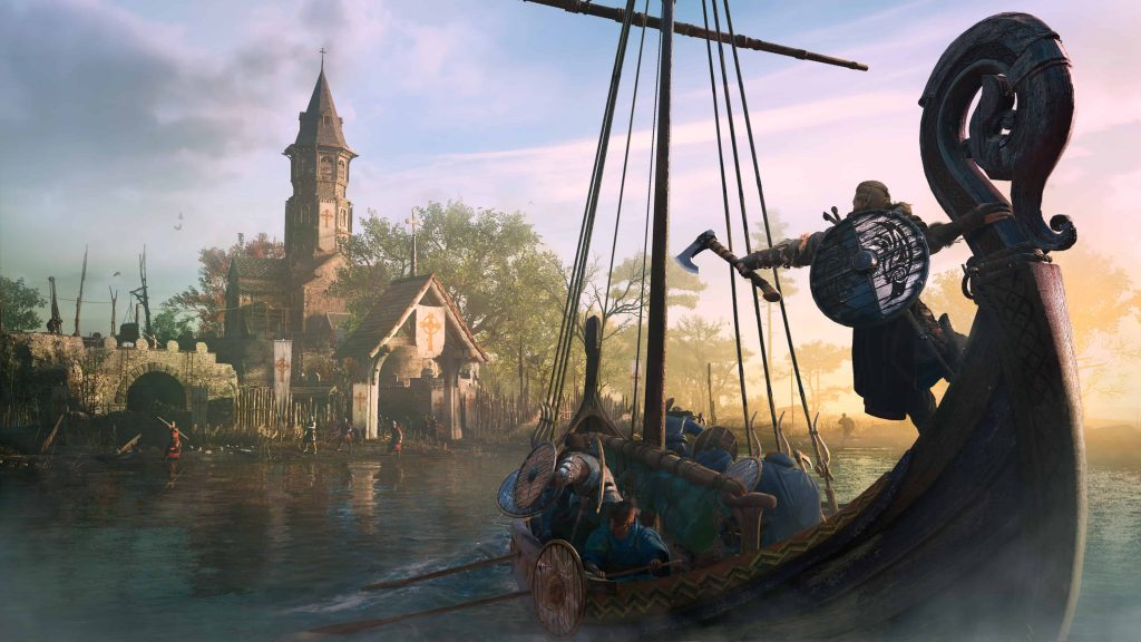 Assassin's Creed Valhalla รีวิว