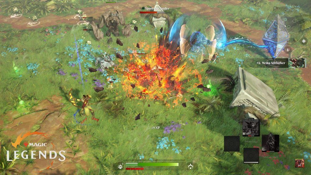 เกม Magic Legends Open Beta รีวิว