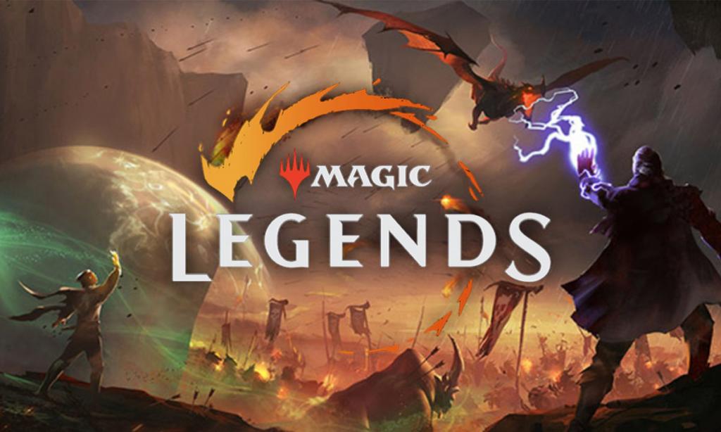 รีวิวเกม Magic Legends Open Beta