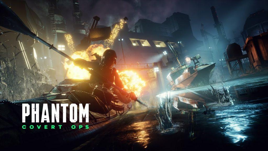รีวิว เกม Phantom Covert Ops