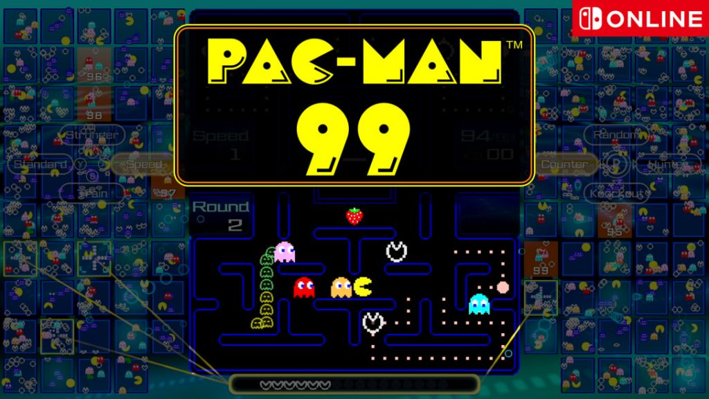 Play Pac-Man 99